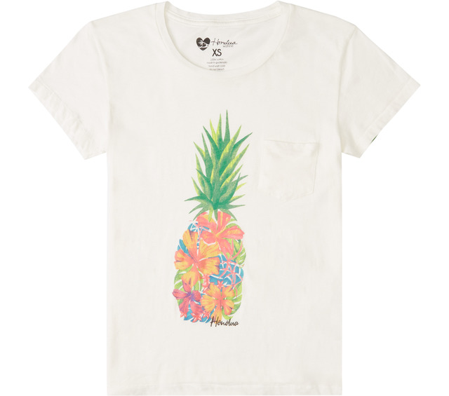 HONOLUA SURF - TEES WATERCOLOR TEE
