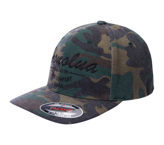 Established Camo Flexfit Hat