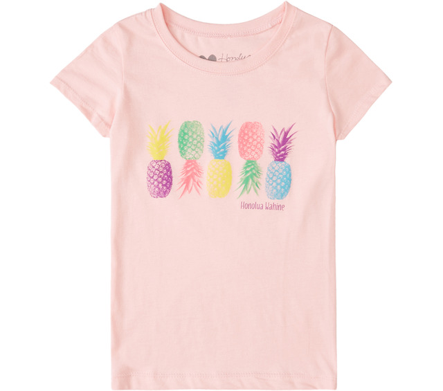 HONOLUA SURF KIDS PINA LOCA TEE