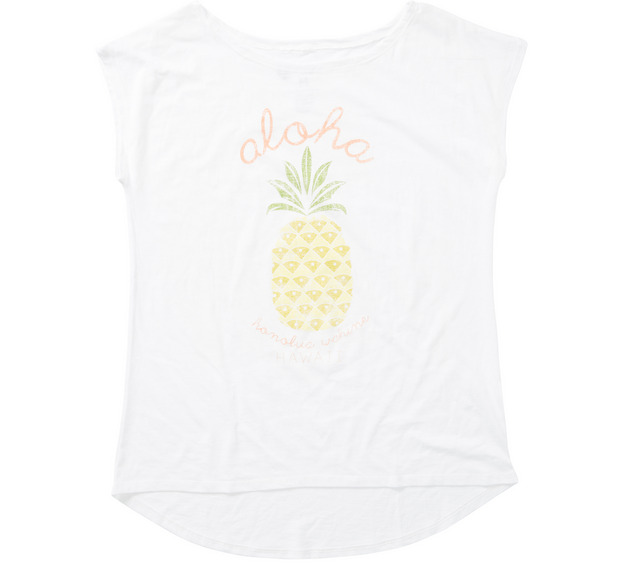HONOLUA HONOLUA PRODUCTS PINA COLADA SS TEE