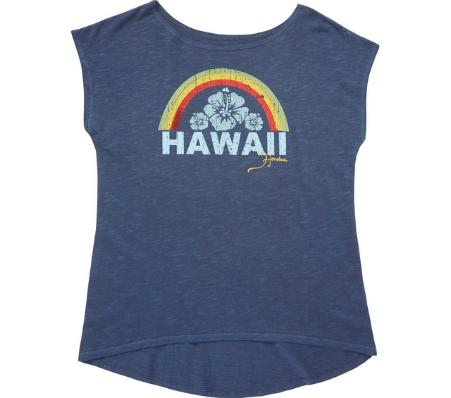 HONOLUA SURF - TEES LANIKAI SS TEE