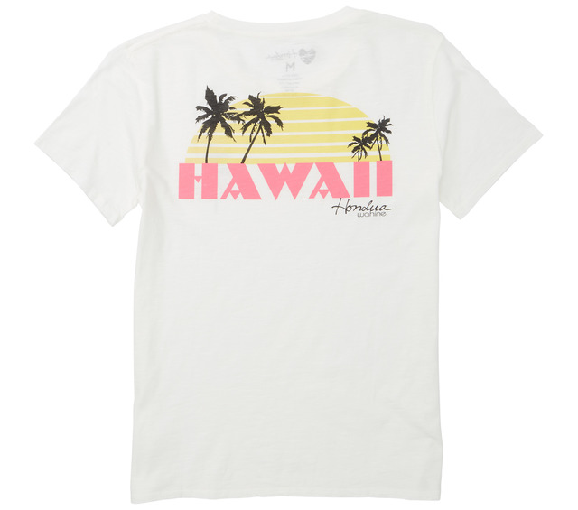 HONOLUA SURF - TEES SUNSETTER TEE