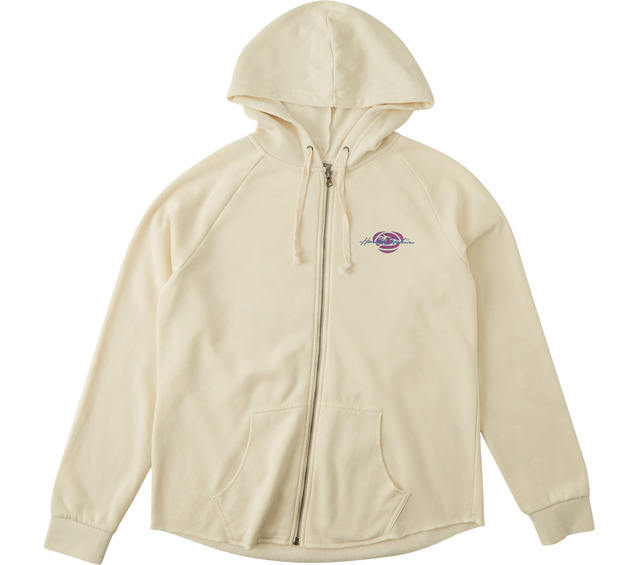 HONOLUA SURF - SWEATSHIRTS & HOODIES SISTA ZIP UP HOODIE
