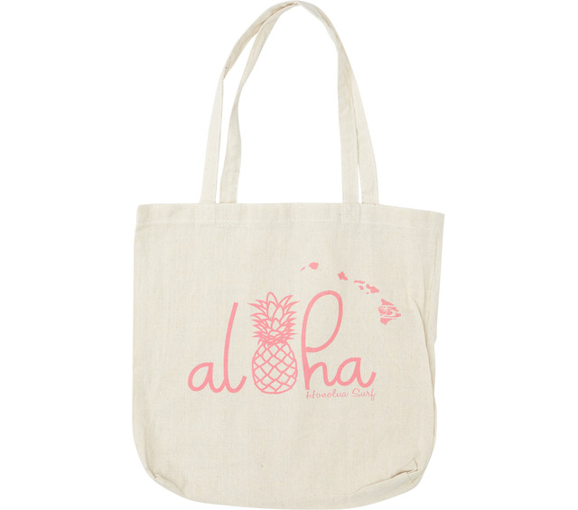 HONOLUA SURF - BAGS & BACKPACKS ISLAND LIFE TOTE BAG