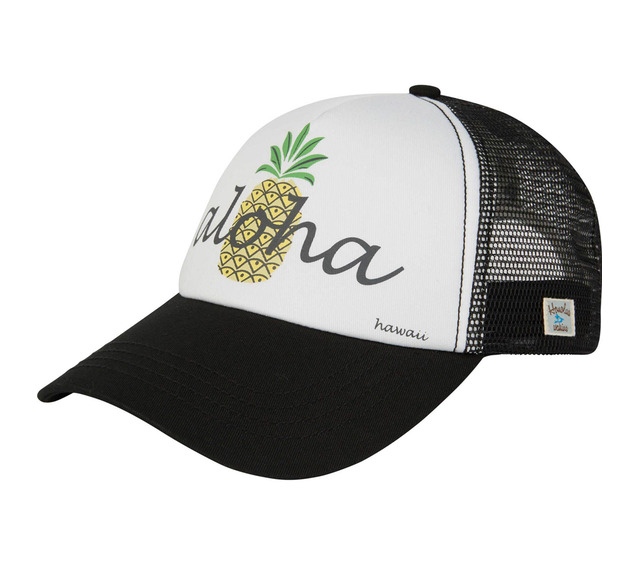 HONOLUA SURF ACCESSORIES PINA COLADA TRUCKER HAT