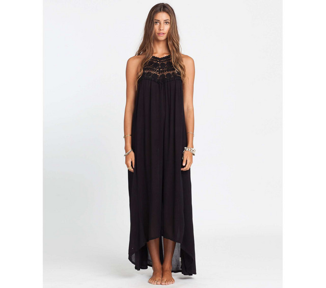 BILLABONG HONOLUA PRODUCTS AMONG THE STARS MAXI DRESS