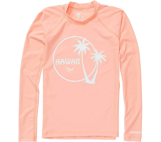 HONOLUA - RASHGUARDS PALM OUT LS LYCRA