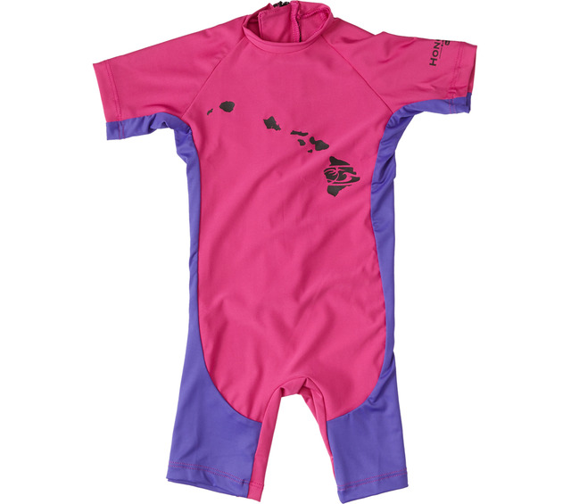 HONOLUA SURF KIDS KIDS PLAYDATE RASHGUARD SUIT