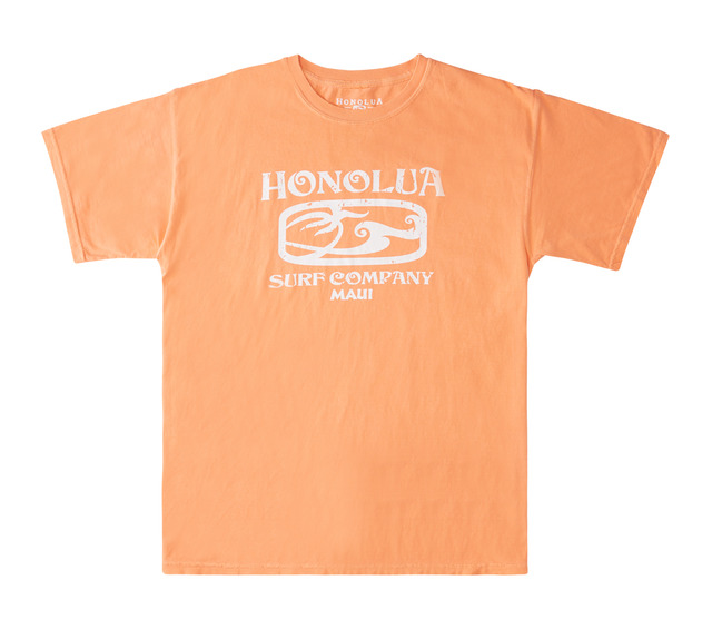 Etched Maui Short Sleeve Tee
