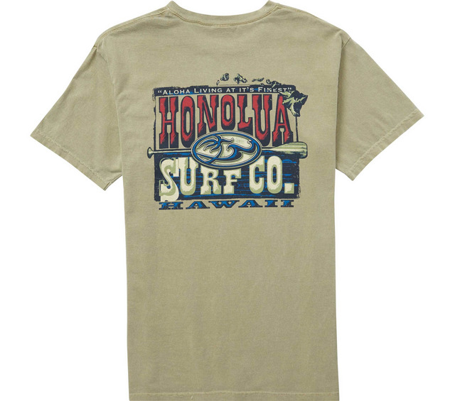 HONOLUA HAWAIIAN (PRODUCT URL BUG) ISLAND PADDLE TEE