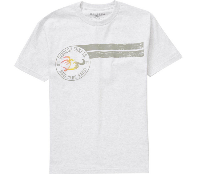 HONOLUA HONOLUA PRODUCTS FACTORY SS TEE