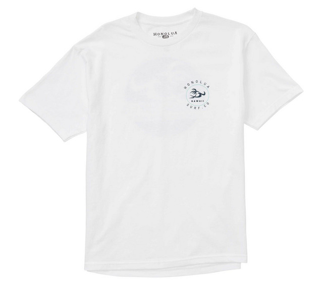 HONOLUA SURF CLOTHING CLASSIC SS TEE