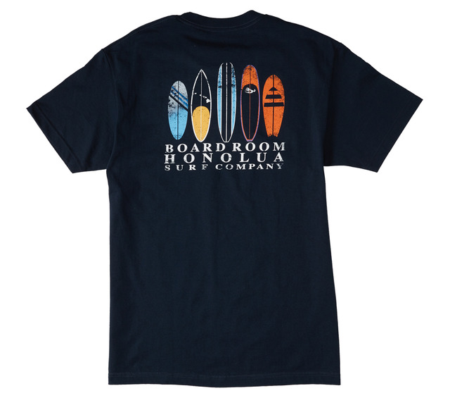 HONOLUA SURF CLOTHING BOARD ROOM SS TEE