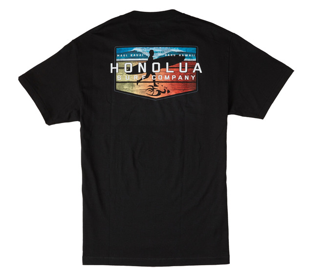 HONOLUA SURF CLOTHING EVENING SESSION TEE