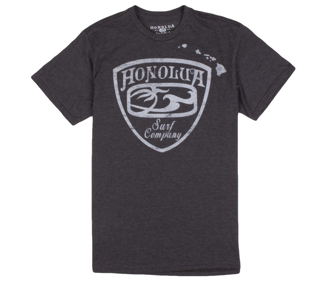 HONOLUA HONOLUA PRODUCTS CRESTED TEE