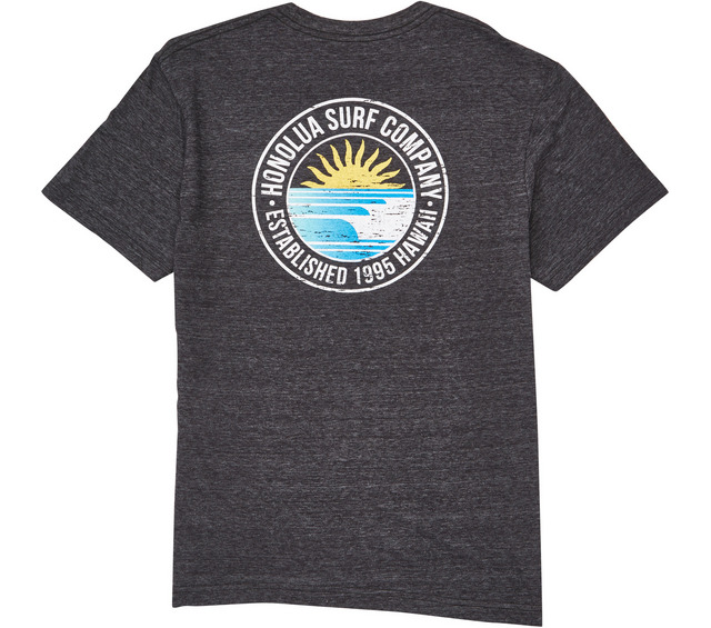 HONOLUA SURF CLOTHING BAY LINE SS TEE