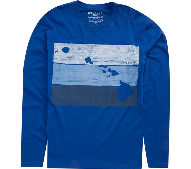 Blockhead Long Sleeve Tee