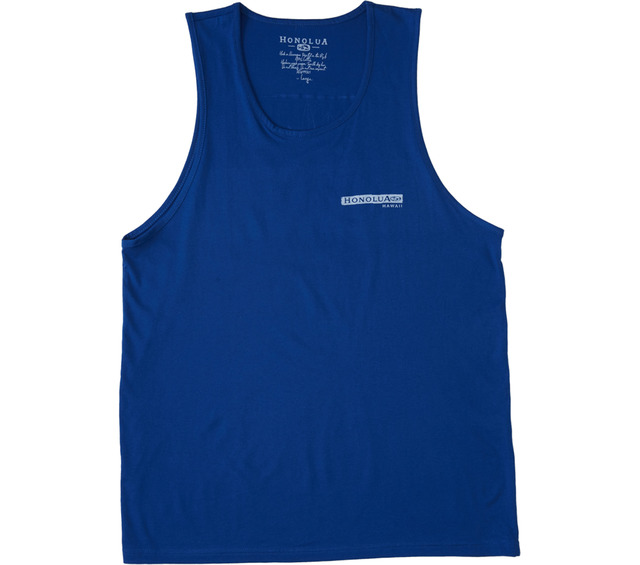 HONOLUA SURF CLOTHING EVOLUTION TANK