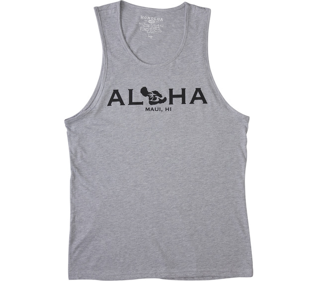 HONOLUA SURF CLOTHING GO TO MAUI TANK