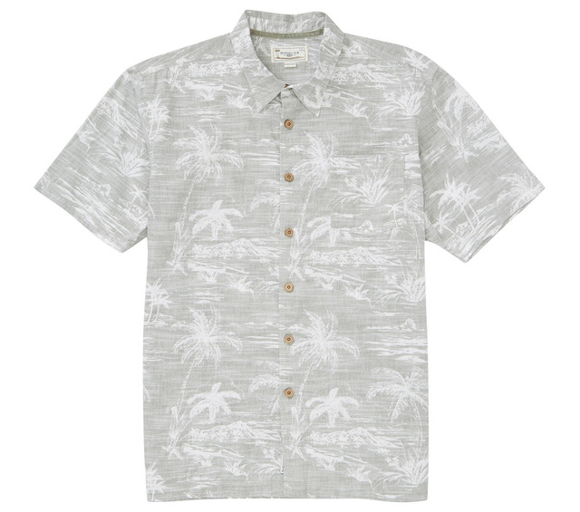HONOLUA SURF - SHIRTS & POLOS ISLAND STYLE HAWAIIAN SHIRT