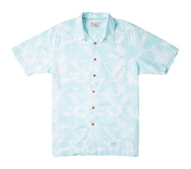 HONOLUA SURF - SHIRTS & POLOS COUNTRY CLOTH HAWAIIAN SHIRT