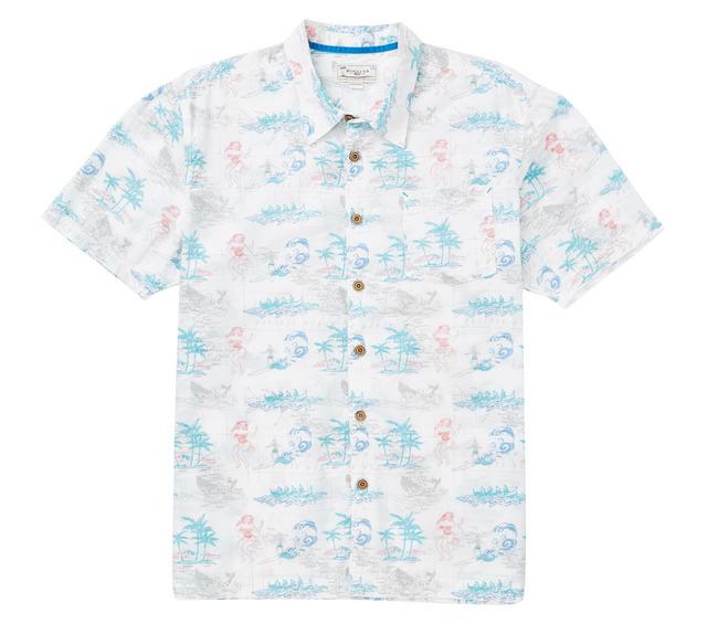 93ca70e6 HONOLUA - HAWAIIAN SHIRTS VACATION STYLE ALOHA SHIRT