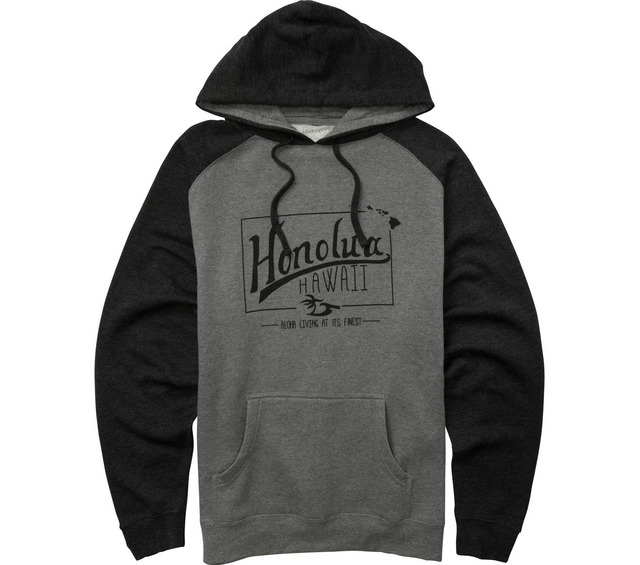 Charcoal Gray Lifetime Pullover Fleece