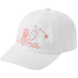 HONOLUA SURF - HATS ISLAND LIFE HAT WHITE