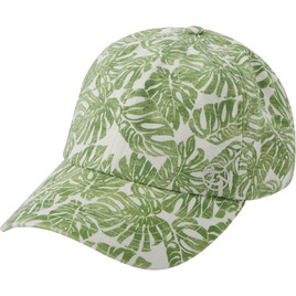 HONOLUA SURF WOMENS-HAWAIIAN-HATS TROPICAL DREAMS HAT GREEN