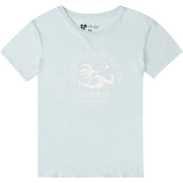 HONOLUA SURF - TANKS SURF CO 95 TEE VISTA BLUE