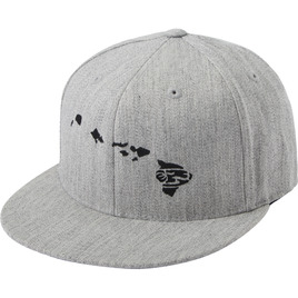 HONOLUA SURF - HATS LINK HAT HEATHER GREY