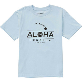 HONOLUA HAWAIIAN (PRODUCT URL BUG) BOY'S ALOHA CHAIN TEE