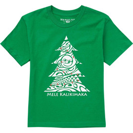 HONOLUA HAWAIIAN (PRODUCT URL BUG) BOYS KALIKIMAKA TEE