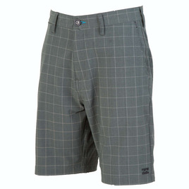 BILLABONG HONOLUA-PRODUCTS CROSSFIRE X PLAID SUBMERSIBLE SHORT