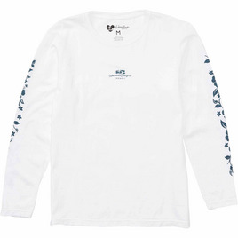HONOLUA HONOLUA PRODUCTS LEI SLEEVE PIGMENT LS TEE