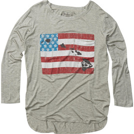 HONOLUA HONOLUA PRODUCTS OLYMPIAN LS TEE