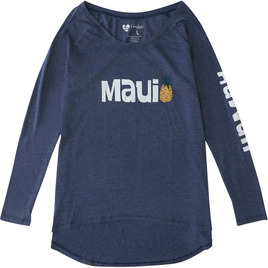 HONOLUA SURF - TANKS MAUI LONG SLEEVE TEE