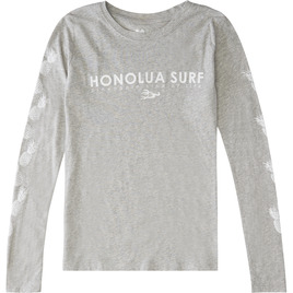 HONOLUA SURF - TEES PINEAPPLE LONG SLEEVE TEE