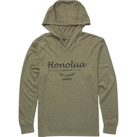 HONOLUA - TEES ESTABLISHED LS TEE MILITARY