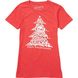 HONOLUA HAWAIIAN (PRODUCT URL BUG) MELE KALIKIMAKA TEE