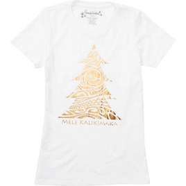 HONOLUA HONOLUA PRODUCTS KALIKIMAKA SS TEE