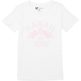 HONOLUA - TEES LANAI SS TEE WHITE