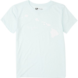 HONOLUA SURF - TEES ISLAND BREEZE TEE ALOE
