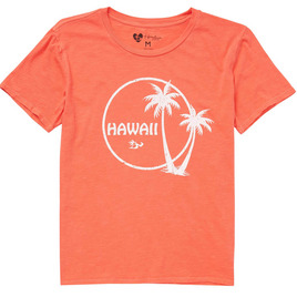 HONOLUA HAWAIIAN PALM OUT TEE
