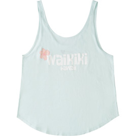 HONOLUA SURF - TANKS WAIKIKI TANK TOP ALOE