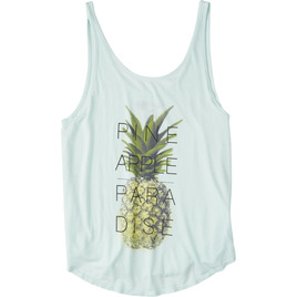 HONOLUA SURF - TEES PINEAPPLE GLOW TANK ALOE