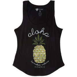 HONOLUA SURF - TANKS PIñA COLADA TANK TOP