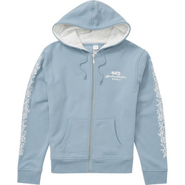 HONOLUA HONOLUA PRODUCTS ALOHA LEI PRINTED ZIP FLEECE