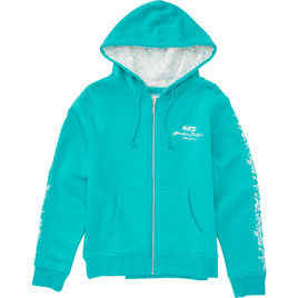 HONOLUA - FLEECE & HOODIES ALOHA LEI PRINTED JADE