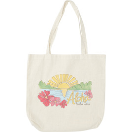 HONOLUA - BAGS & BACKPACKS ALOHA TOTE BAG NATURAL